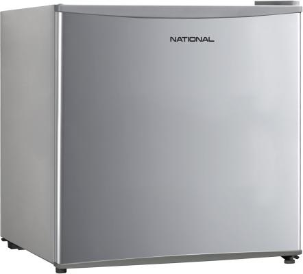 Холодильник National NK-RF551 серебристый