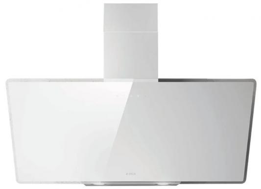 Вытяжки ELICA/ Наклонная, 90см, 1200 м3, сенсорное управление, белое стекло сенсорное стекло acer x960
