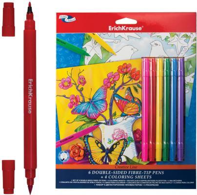 Набор для творчества Erich Krause Creative line (цветы, птицы)