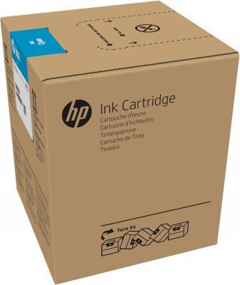 HP 882 5L Cyan Latex Ink Crtg картридж струйный hp c9391ae n 88xl cyan with vivera ink