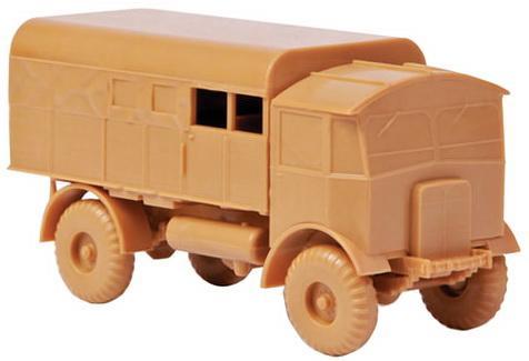 Фото - Модель для сборки АВТО Автомобиль грузовой британский Матадор, масштаб 1:100, ЗВЕЗДА, 6175 авто