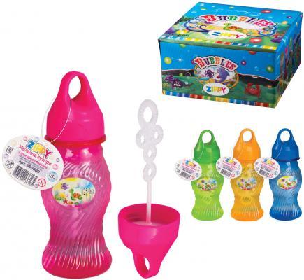 Купить Мыльные пузыри Zippy 590609 125 мл ассорти, Игрушки для улицы
