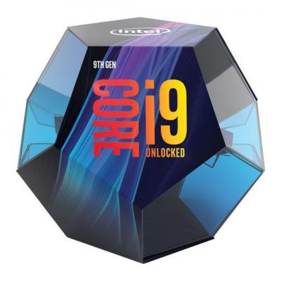 Процессор Intel Core i9-9900KF 3.6GHz 16Mb Socket 1151 v2 BOX без кулера цена 2017
