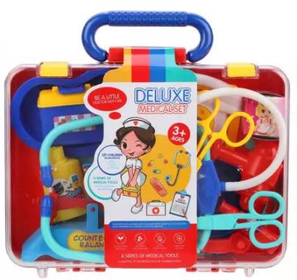 Купить Игровой набор Наша Игрушка Доктор 14 предметов, унисекс, Игровые наборы Доктор