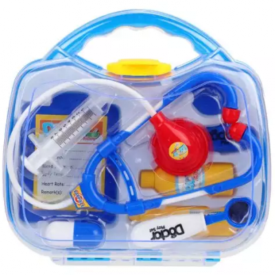 Купить Игровой набор Наша Игрушка Доктор 9 предметов, для мальчика, Игровые наборы Доктор