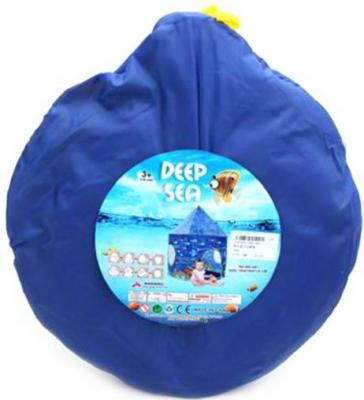 Палатка игровая Море, сумка на молнии