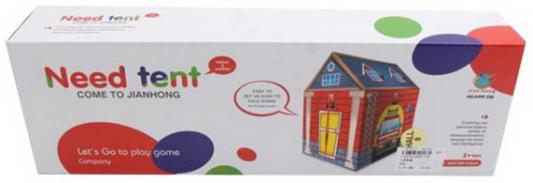 Палатка игровая Гараж, коробка