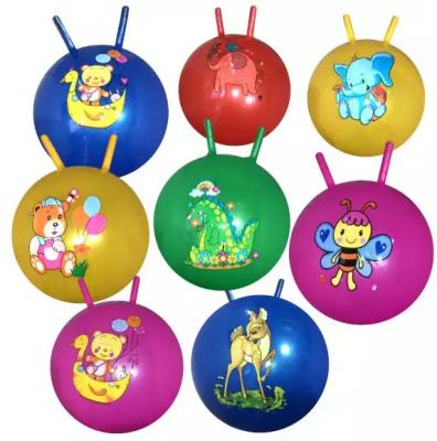 Мяч-попрыгун Наша Игрушка Забавные животные цвет в ассортименте ПВХ