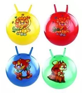 Мяч-попрыгун Наша Игрушка Мяч цвет в ассортименте латекс цена