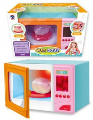 Микроволновая печь Наша Игрушка Микроволновая печь со звуком и светом микроволновая печь shivaki smw2005mw