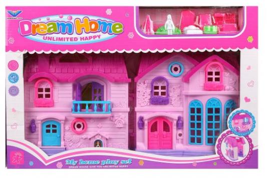Дом для кукол Наша Игрушка Моя мечта дом для кукол яигрушка маленькая мечта 59831