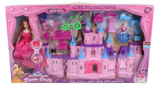 Игровой набор Наша Игрушка Замок игровой набор наша игрушка иллюзион