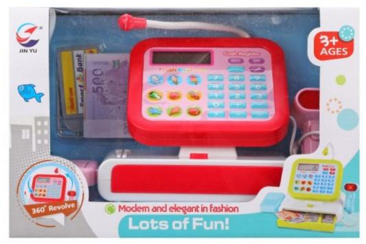 Фото - Кассовый аппарат Наша Игрушка Кассовый аппарат со звуком кассовый аппарат игрушечный наша игрушка покупки