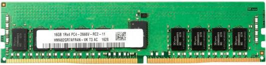Оперативная память 16Gb (1x16Gb) PC4-21300 2666MHz DDR4 DIMM HP 4VN07AA