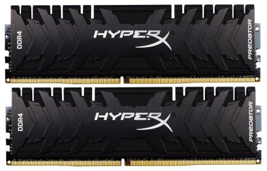 Оперативная память 32Gb (2x16Gb) PC4-25600 3200MHz DDR4 DIMM CL16 Kingston HX432C16PB3K2/32 dimm 32gb 4х8gb ddr4 pc25600 3200mhz kingston xmp hyperx predator series hx432c16pb3k4 32