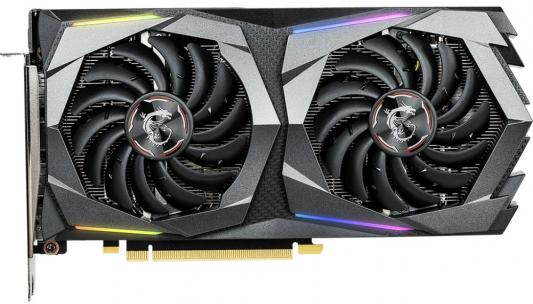 Видеокарта MSI GeForce GTX 1660 GAMING X PCI-E 6144Mb GDDR5 192 Bit Retail (GeForce GTX 1660 GAMING X 6G)
