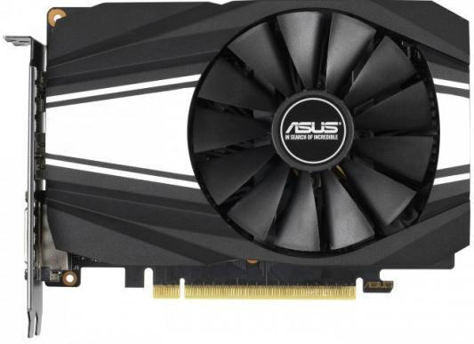 Видеокарта ASUS GeForce GTX 1660 Phoenix OC Edition PCI-E 6144Mb GDDR5 192 Bit Retail (PH-GTX1660-O6G 90YV0CU0-M0NA00) цена и фото
