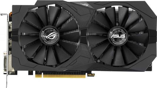 Видеокарта ASUS GeForce GTX 1660 Ti ROG Strix OC Edition PCI-E 6144Mb GDDR6 192 Bit Retail ROG-STRIX-GTX1660TI-O6G-GAMING 90YV0CQ0-M0NA00 видеокарта asus rog strix geforce gtx 1080 ti 11gb
