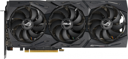 Видеокарта ASUS GeForce GTX 1660 Ti ROG Strix Advanced edition PCI-E 6144Mb GDDR6 192 Bit Retail (ROG-STRIX-GTX1660TI-A6G-GAMING 90YV0CQ1-M0NA00)