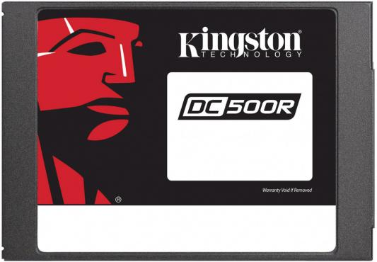 Kingston 1920GB SSDNow DC500R (Read-Centric) SATA 3 2.5 (7mm height) 3D TLC kingston ssdnow v300 480гб 2 5 mlc 3 5 адаптер