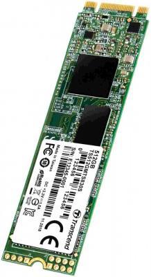 Transcend 512GB M.2 SSD MTS 830 series (22x80mm) R/W: 560/520 цена