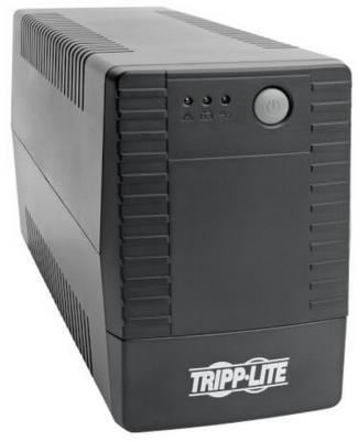 Источник бесперебойного питания Tripplite OMNIVSX450 450VA Черный источник бесперебойного питания tripplite smartonline suint2200lcd2u 2200вa