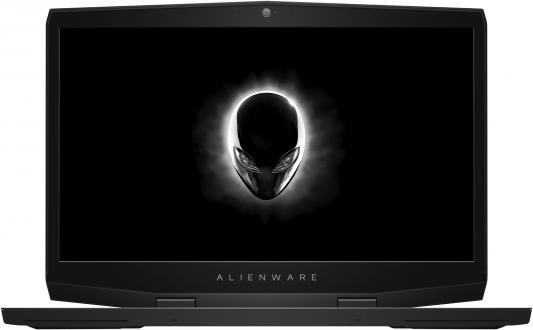 Ноутбук Alienware m17 Core i7 8750H/16Gb/1Tb/SSD256Gb/SSD8Gb/nVidia GeForce RTX 2060 6Gb/17.3/IPS/UHD (3840x2160)/Windows 10/red/WiFi/BT/Cam цена