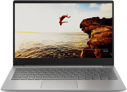 Ультрабук Lenovo IdeaPad 320S-13IKB 13.3 1920x1080 Intel Core i5-8250U 256 Gb 8Gb nVidia GeForce MX150 2048 Мб серый Windows 10 Home 81AK00F6RU ультрабук acer swift 3 sf314 54g 5797 14 1920x1080 intel core i5 8250u 256 gb 8gb nvidia geforce mx150 2048 мб серебристый windows 10 home nx gy0er 001