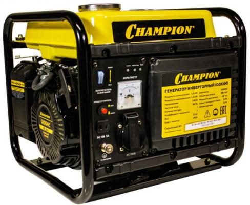 Картинка для Генератор бензиновый инверторный Champion IGG 1200