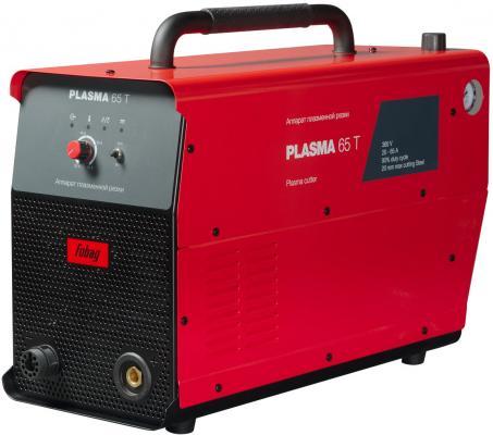 Аппарат плазменной резки PLASMA 65 T + плазменная горелка FB P60 6m (38468) FUBAG цена 2017