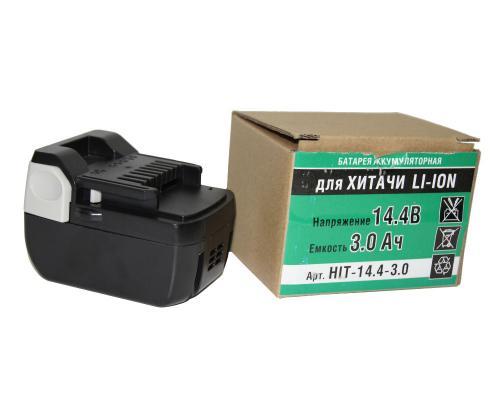 Аккумулятор для Hitachi Li-ion Для соответствующих моделей инструмента Hitachi