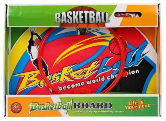 цена на Набор для игры в баскетбол Наша Игрушка Набор для игры в баскетбол 5 предметов