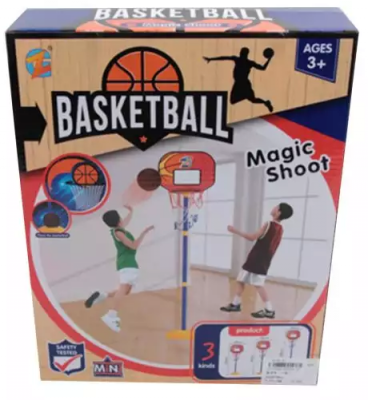 Игровой набор Наша Игрушка Баскетбол игровой набор наша игрушка волшебная палочка