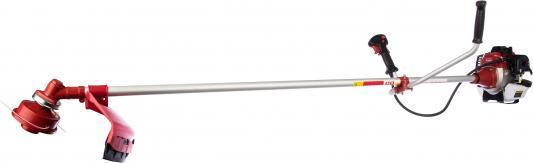 Картинка для Триммер бензиновый ELITECH Т 33 Бензокоса 33см3,1.2л.с.,т\\бак-0.85л,44\\25см,8кг,прям штанга,неразб,л