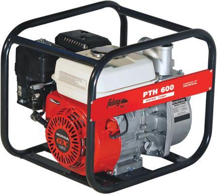 Картинка для Бензиновая мотопомпа FUBAG PTH 600 (560  л/мин_34м)