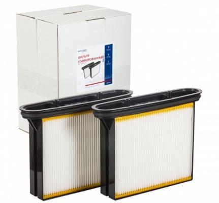 Фильтр складчатый для пылесоса, 1 комплект многоразовый моющиеся/полиэстер бренд: EUROClean код фильтр euro clean stpm 7200
