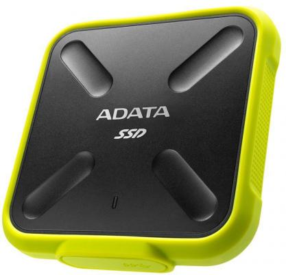 Фото - Твердотельный диск 512GB A-DATA SD700, External, USB 3.1, [R/W -440/430 MB/s] 3D-NAND, желтый ASD700-512GU31-CYL лонгслив printio it s a trap