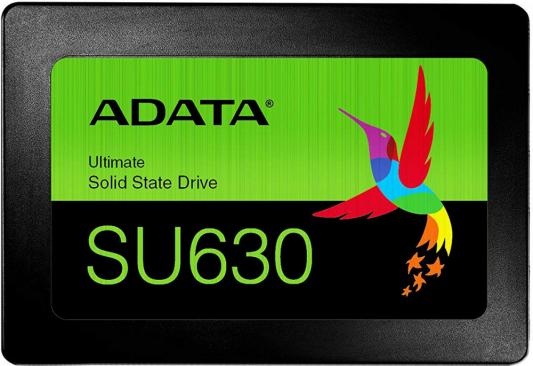 "Твердотельный накопитель SSD 2.5"" 240 Gb A-Data Ultimate SU630 Read 520Mb/s Write 450Mb/s (ASU630SS-240GQ-R)"