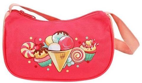 Купить Сумочка декоративная Mary Poppins Карамель рисунок, текстиль, пластмасса, Рюкзаки и сумки для дошкольников