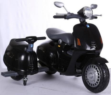 Мотоцикл Команда черный, 12V7AH*1,35W