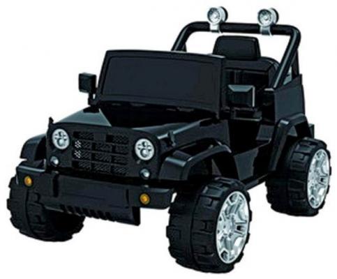 Внедорожник эл. черный, свет, звук, аккум.6V/7AH, 25W электромобиль наша игрушка сафари бел свет звук аккум 6v 4 5ah 12w zpv005 white