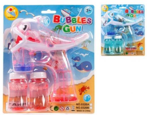 Мыльные пузыри Наша Игрушка Дельфин световые эффекты 55 мл розовый потолочный светильник sonex iris 1230