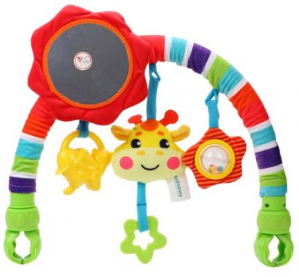 Развивающая дуга Жирафики Жирафик развивающая игрушка жирафики подвеска с вибрацией жирафик дэнни 939363