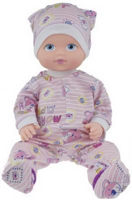 Кукла Малыш озвуч. пак 40 см куклы мир кукол кукла ася пак 35 см