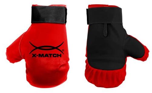 Спортивная игра X-Match бокс Перчатки цена