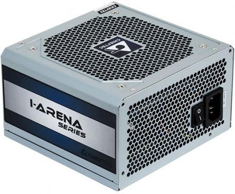 Блок питания Chieftec IArena GPC-400S NEW (ATX 2.3, 400W, >80 efficiency, Active PFC, 120mm fan) OEM цены онлайн