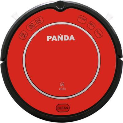 купить Робот-пылесос Panda X600 Pet Series сухая уборка красный из ремонта недорого