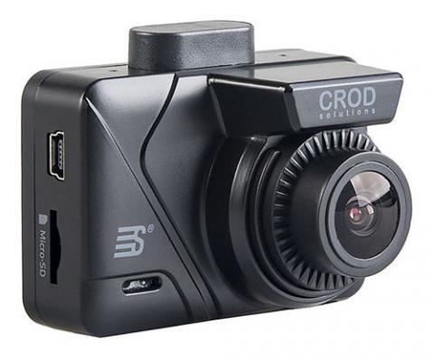 Видеорегистратор Silverstone F1 CROD A87-WiFi черный 3Mpix 1080x1920 1080p 145гр. NTK96658