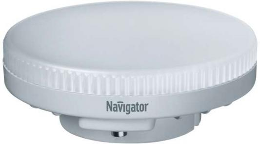 Лампа светодиодная таблетка Navigator NLL-GX53-8-230-4K ( 71 363) GX53 8W 4000K NLL-GX53-8-230-4K  ( 71 363)