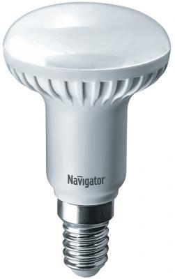 Лампа светодиодная рефлекторная Navigator NLL-R50-5-230-4K-E14 (94 136) E14 5W 4000K лампочка navigator 94 131 nll g45 5 230 4k e14